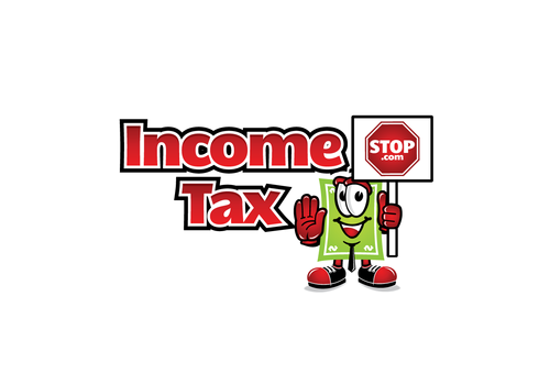 INCOMETAXSTOP.COM A Logo, Monogram, or Icon  Draft # 23 by jtscreative