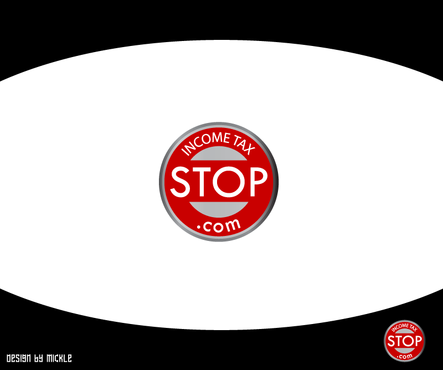 INCOMETAXSTOP.COM A Logo, Monogram, or Icon  Draft # 30 by mickle