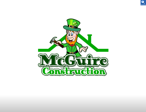 McGuire Construction A Logo, Monogram, or Icon  Draft # 16 by raindesign