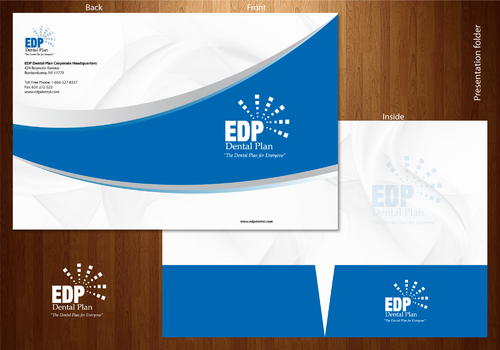 Presentation folder for EDP