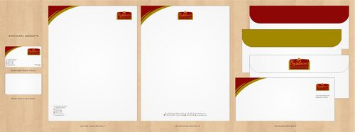 Stationary Business Cards and Stationery  Draft # 266 by Deck86