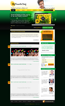 Website for Life Coach Web Design  Draft # 10 by jnjnnino
