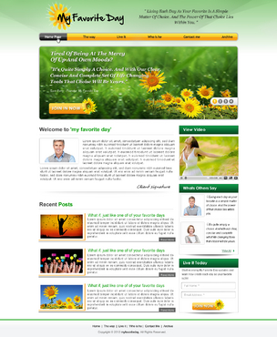 Website for Life Coach Web Design  Draft # 42 by smartinfo