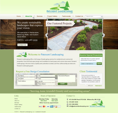 Patuxent Landscaping, LLC