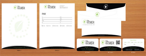 Business Card, Email Signature, Letterhead/Stationary, Presentation Folder, Facebook cover photo
