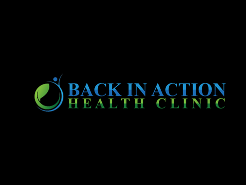 BACK IN ACTION HEALTH CLINIC A Logo, Monogram, or Icon  Draft # 102 by einrachael07