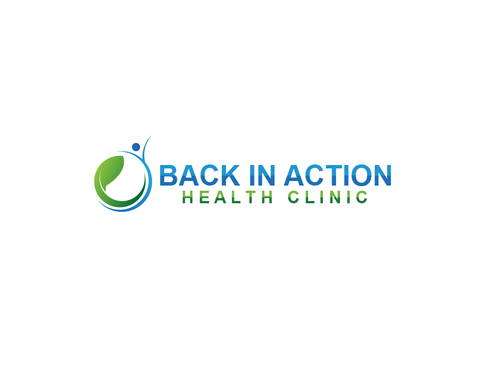 BACK IN ACTION HEALTH CLINIC A Logo, Monogram, or Icon  Draft # 103 by einrachael07