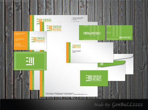 Business Cards and Stationery Business Cards and Stationery  Draft # 318 by GenBullzzzz