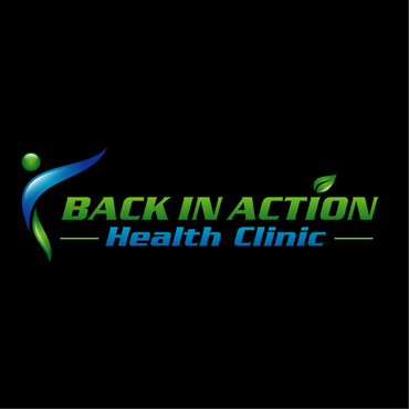 BACK IN ACTION HEALTH CLINIC A Logo, Monogram, or Icon  Draft # 122 by AbsolutMudd