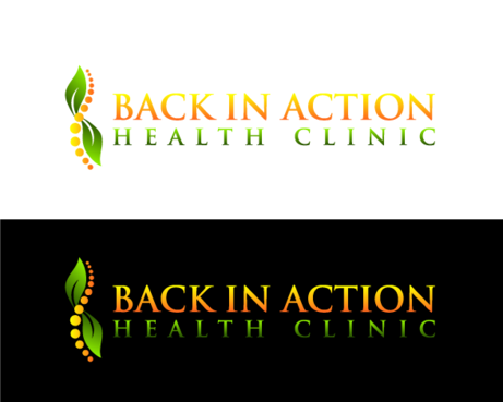 BACK IN ACTION HEALTH CLINIC A Logo, Monogram, or Icon  Draft # 139 by a2z28886