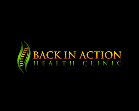 BACK IN ACTION HEALTH CLINIC A Logo, Monogram, or Icon  Draft # 145 by a2z28886