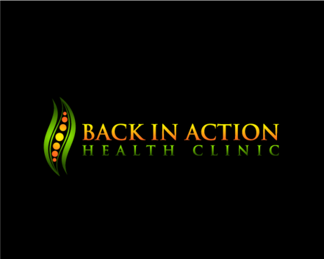 BACK IN ACTION HEALTH CLINIC A Logo, Monogram, or Icon  Draft # 146 by a2z28886