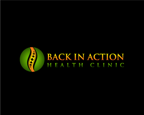 BACK IN ACTION HEALTH CLINIC A Logo, Monogram, or Icon  Draft # 147 by a2z28886