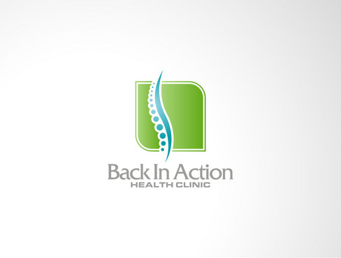 BACK IN ACTION HEALTH CLINIC A Logo, Monogram, or Icon  Draft # 161 by bazinga