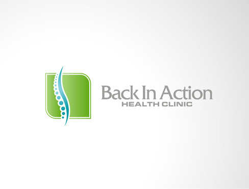BACK IN ACTION HEALTH CLINIC A Logo, Monogram, or Icon  Draft # 163 by bazinga