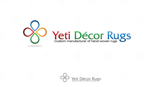 Logo for a high-end custom rug manufacturer by Twoeser