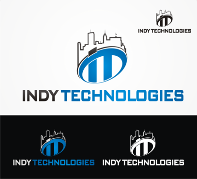 Indy Technologies A Logo, Monogram, or Icon  Draft # 27 by arkana