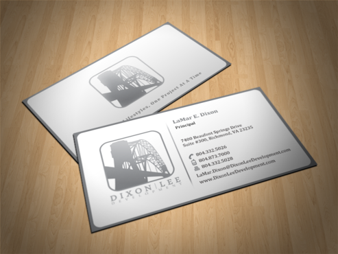 CREATING LIFESTYLES, ONE PROJECT AT A TIME Business Cards and Stationery  Draft # 43 by einsanimation