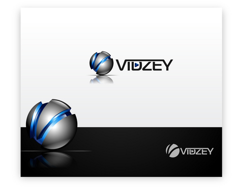 "VIDZEY, or just the letter ""V"" A Logo, Monogram, or Icon  Draft # 51 by iDesign"