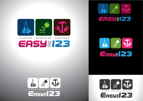 Easy as 123: Cleaning, Gardening & Handyman