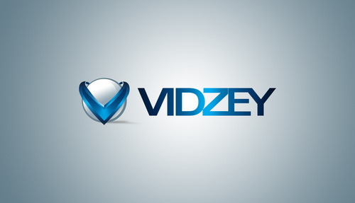 "VIDZEY, or just the letter ""V"" A Logo, Monogram, or Icon  Draft # 77 by PINAYDESIGN017"