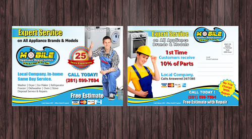 Mobile Appliance Repair Service