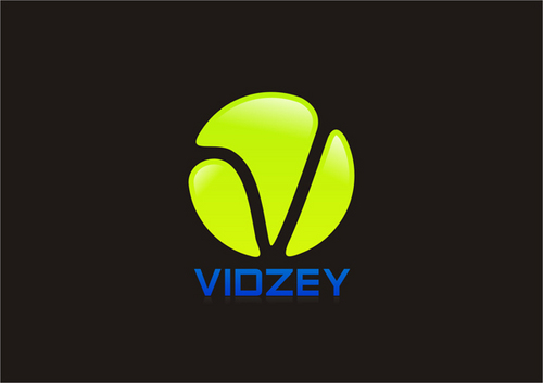 "VIDZEY, or just the letter ""V"" A Logo, Monogram, or Icon  Draft # 118 by iwanperala"