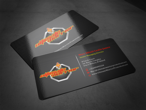 new concept of business cards