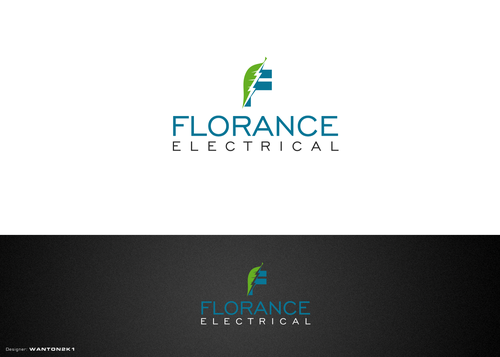 Florance Electrical  A Logo, Monogram, or Icon  Draft # 30 by wanton2k1