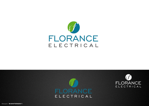 Florance Electrical  A Logo, Monogram, or Icon  Draft # 74 by wanton2k1