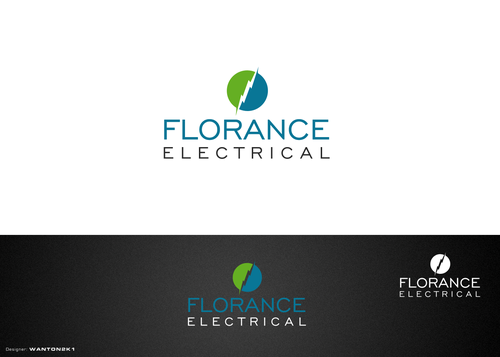 Florance Electrical  A Logo, Monogram, or Icon  Draft # 90 by wanton2k1