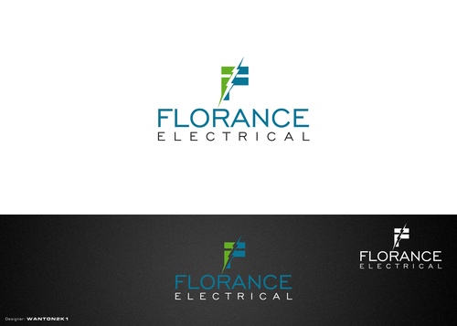 Florance Electrical  A Logo, Monogram, or Icon  Draft # 91 by wanton2k1