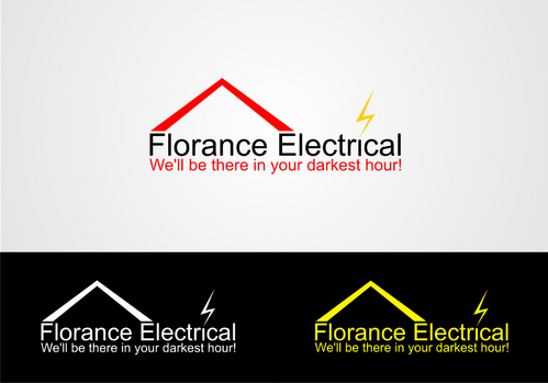 Florance Electrical  A Logo, Monogram, or Icon  Draft # 113 by redants