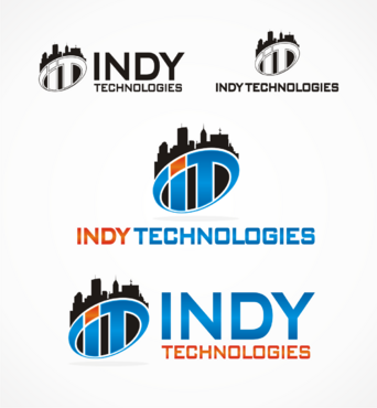Indy Technologies A Logo, Monogram, or Icon  Draft # 63 by arkana