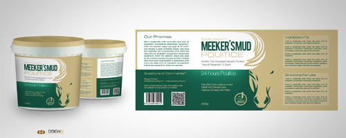 Meeker's Mud Poultice