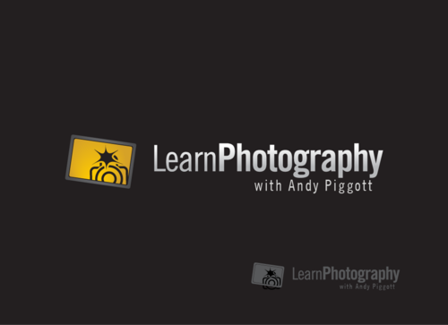 Learn Photography (then in smaller text) with Andy Piggott