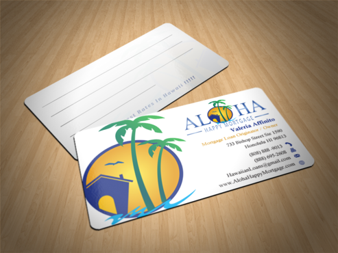 business cards, letterhead, and envelopes
