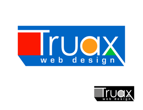 Truax web design A Logo, Monogram, or Icon  Draft # 63 by graphicsvet