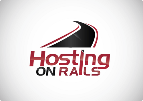Hosting On Rails A Logo, Monogram, or Icon  Draft # 13 by creativedezign
