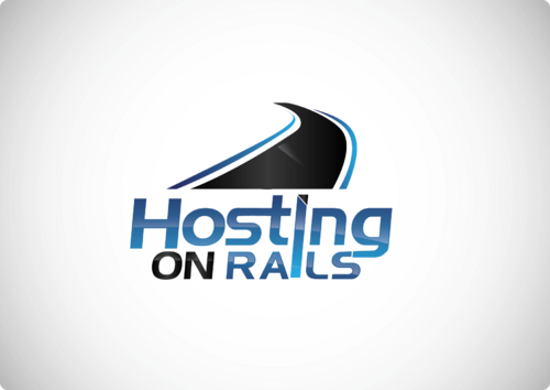 Hosting On Rails A Logo, Monogram, or Icon  Draft # 14 by creativedezign