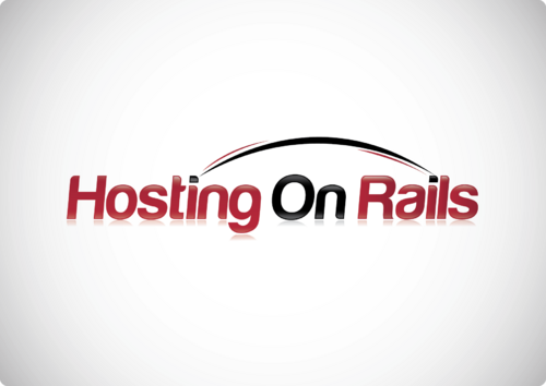 Hosting On Rails A Logo, Monogram, or Icon  Draft # 17 by creativedezign