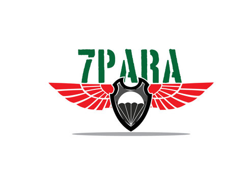7PARA A Logo, Monogram, or Icon  Draft # 1 by handy