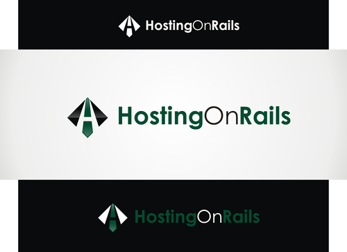 Hosting On Rails A Logo, Monogram, or Icon  Draft # 26 by hambaAllah