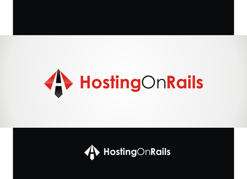 Hosting On Rails A Logo, Monogram, or Icon  Draft # 27 by hambaAllah