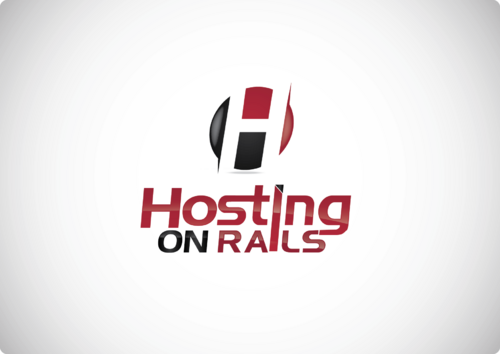 Hosting On Rails A Logo, Monogram, or Icon  Draft # 34 by creativedezign