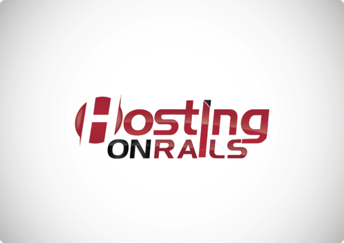 Hosting On Rails A Logo, Monogram, or Icon  Draft # 35 by creativedezign