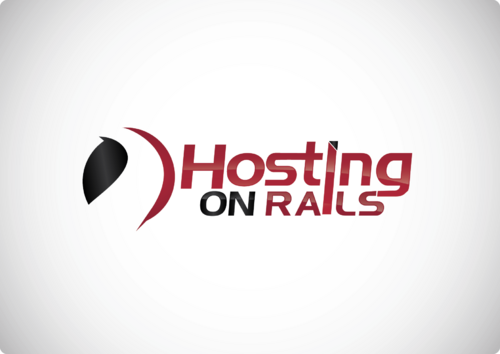 Hosting On Rails A Logo, Monogram, or Icon  Draft # 36 by creativedezign