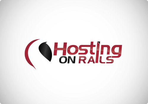 Hosting On Rails A Logo, Monogram, or Icon  Draft # 37 by creativedezign