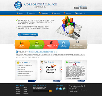 Corporate Alliance Services