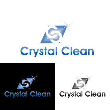 Crystal Clean   A Logo, Monogram, or Icon  Draft # 37 by Deck86
